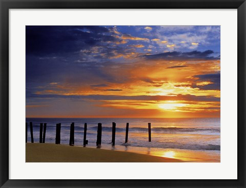 Framed Far Horizon II Print