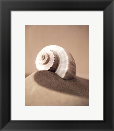 Framed Mythic Beach VI Print
