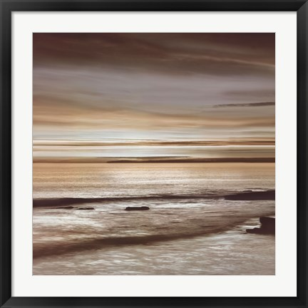 Framed Hightide Print