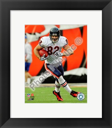 Framed Greg Olsen 2009 Action Print