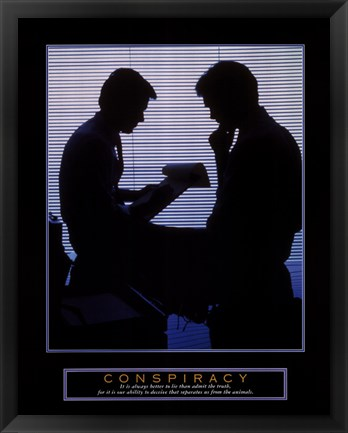 Framed Conspiracy - Workers Print