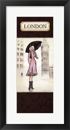 Framed London - special Print