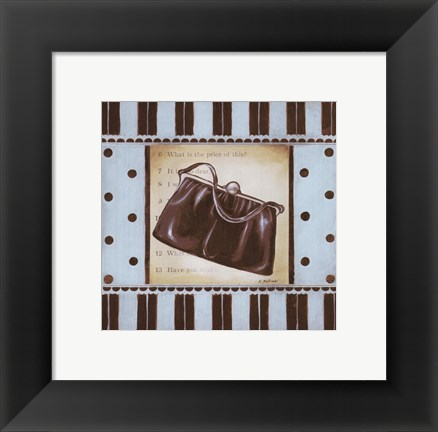 Framed Shopping II - special Print