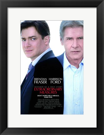 Framed Extraordinary Measures - style A Print