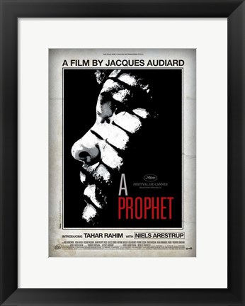 Framed Prophet - style A Print