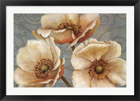Framed Windflower Print