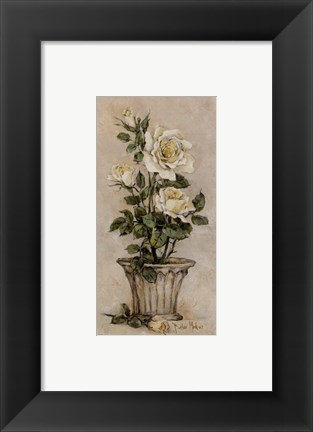 Framed Shades Of Roses l Print