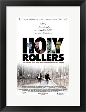 Framed Holy Rollers - style A Print