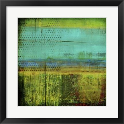 Framed Corrugated II Print
