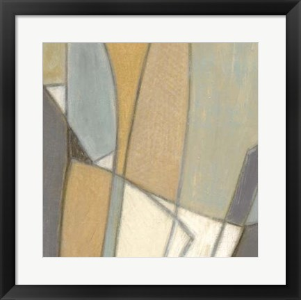 Framed Structured Abstract I Print