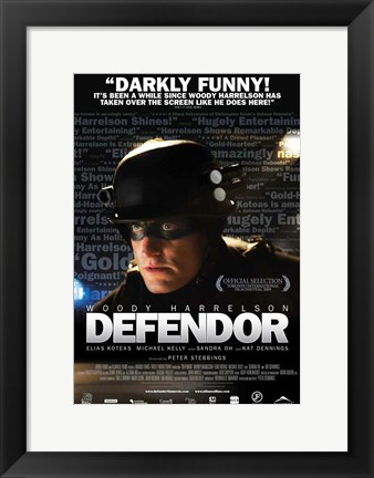 Framed Defendor, c.2010 Print