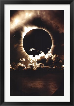 Framed Celestial Alignment Print