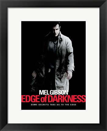 Framed Edge of Darkness - Style D Print