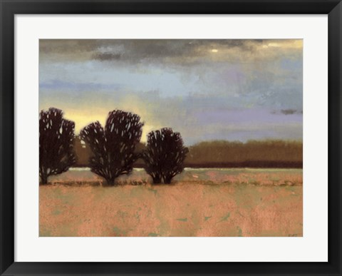 Framed Approaching Storm II Print