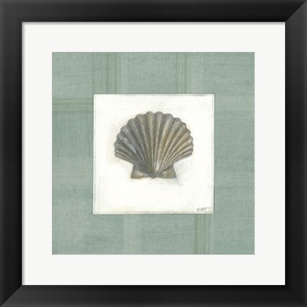 Framed Sea Breeze I Print