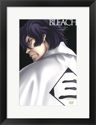 Framed Bleach Print