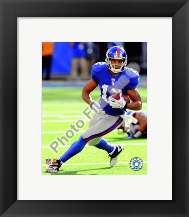 Framed Steve Smith 2010 Action Print