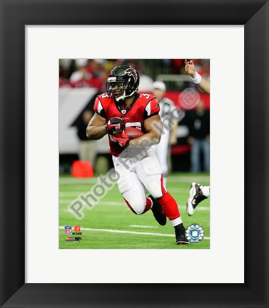 Framed Michael Turner 2010 Action Print