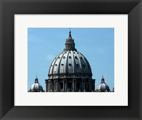 Framed St. Peters Print