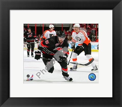 Framed Tuomo Ruutu 2010-011 Action Print