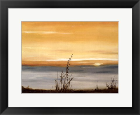 Framed Early Morning II Print