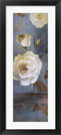 Framed Late Summer Roses Print