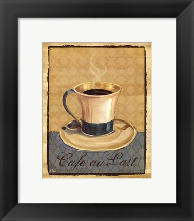 Framed Coffee Club III- Mini Print