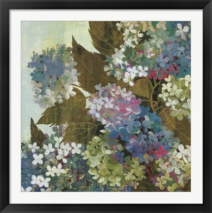 Framed Grandiflora Bloom Print