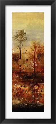 Framed Autumn Delight II Print