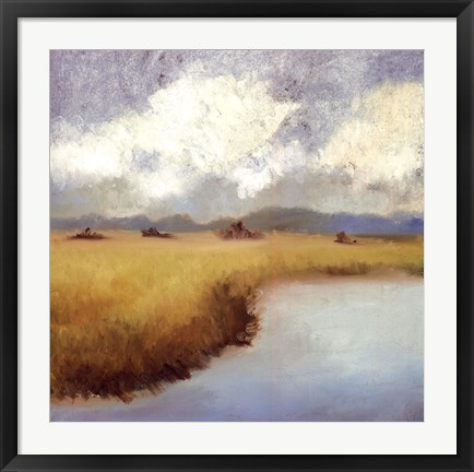 Framed Sea Island Lowcountry Print
