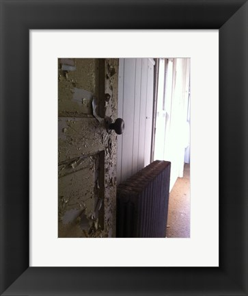 Framed Urban Renewal V Print