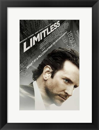 Framed Limitless Print