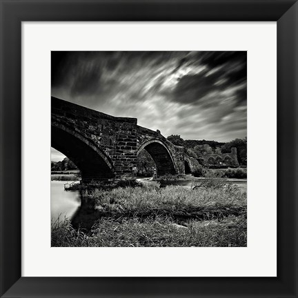 Framed Stony Bridge Print