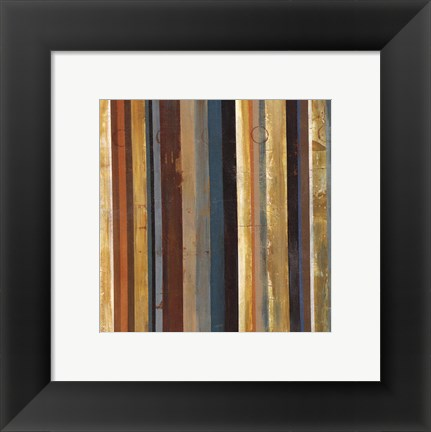 Framed Stripes I - petite Print