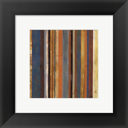 Framed Stripes II - petite Print