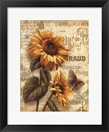 Framed Beauty in Bloom III Print