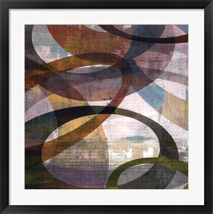 Framed Ring True II Print