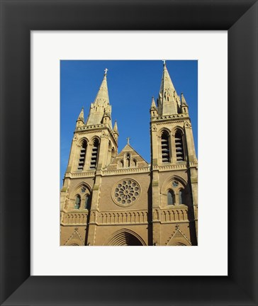 Framed St Johns Cathedral Print