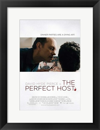 Framed Perfect Host Print