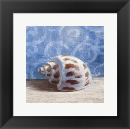 Framed Gifts from the Sea II Print