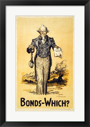Framed Bonds - Which? Print