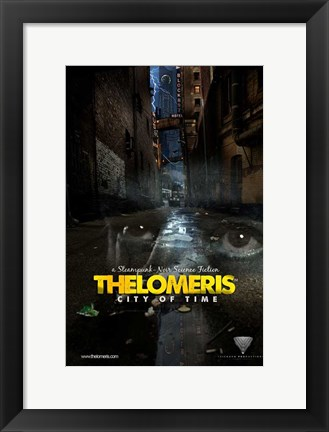 Framed Thelomeris Print