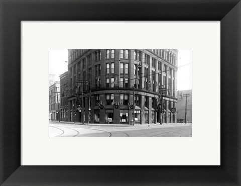 Framed Imperial T.T.C. head office building Print