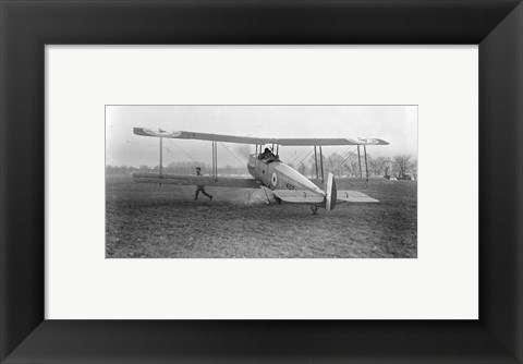Framed Allied Aircraft Print