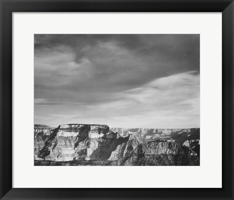 Framed View from the North Rim, Grand Canyon National Park, Arizona, 1933 Print