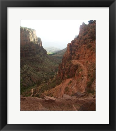 Framed Grand Canyon Print