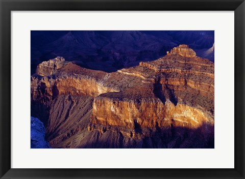 Framed Cedar Ridge Grand Canyon National Park Arizona USA Print