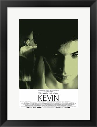 Framed We Need to Talk About Kevin Print