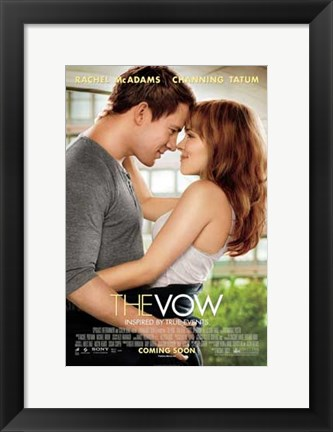 Framed Vow (movie poster) Print
