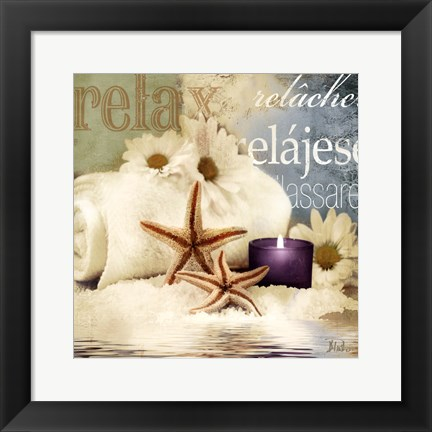 Framed Relaxation II Print